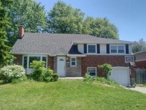 26985820 - Maison à paliers à vendre