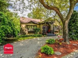12917780 - Maison à 1 étage et demi à vendre