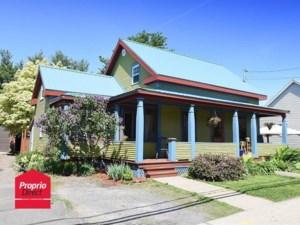 13768659 - Maison à 1 étage et demi à vendre