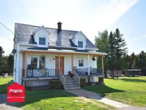 13851396 - Maison à 1 étage et demi à vendre