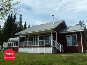 15631428 - Maison à 1 étage et demi à vendre
