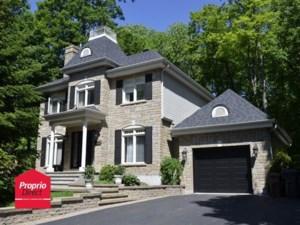 18615501 - Maison à étages à vendre