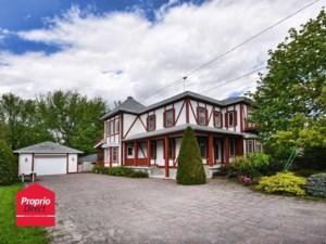 20850374 - Maison à étages à vendre