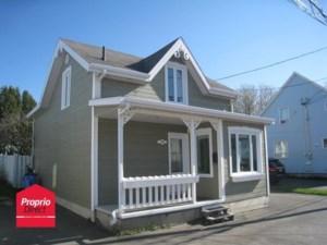 23420757 - Maison à 1 étage et demi à vendre