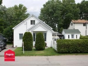 25660257 - Maison à 1 étage et demi à vendre