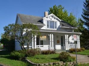 12851660 - Maison à 1 étage et demi à vendre