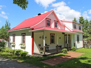 25318029 - Maison à 1 étage et demi à vendre