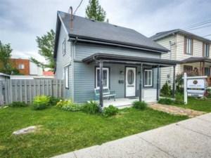 9770346 - Maison à 1 étage et demi à vendre