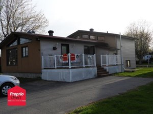 26886790 - Maison à 1 étage et demi à vendre