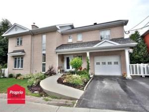 18456328 - Maison à étages à vendre