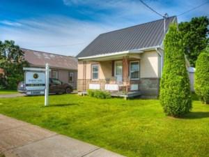 15809489 - Maison à 1 étage et demi à vendre