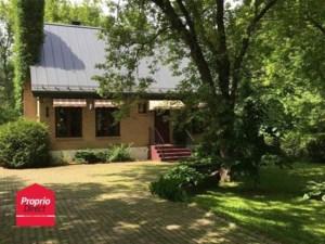 23755781 - Maison à 1 étage et demi à vendre