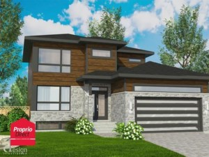 23672470 - Maison à étages à vendre