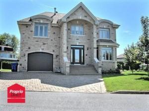 27297098 - Maison à étages à vendre