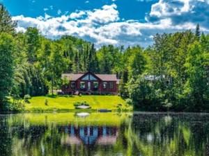 10238788 - Maison à 1 étage et demi à vendre