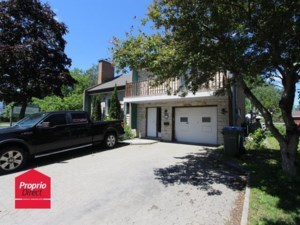 13256425 - Maison à paliers à vendre