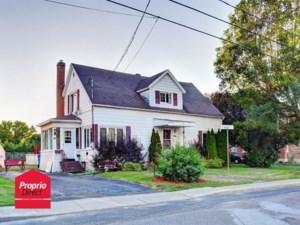 18105704 - Maison à 1 étage et demi à vendre