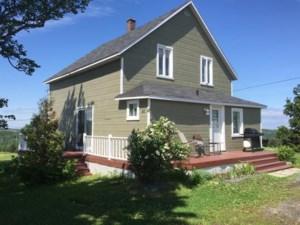 20112883 - Maison à 1 étage et demi à vendre