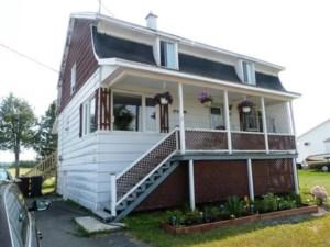 22095813 - Maison à 1 étage et demi à vendre
