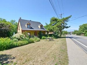 24271504 - Maison à 1 étage et demi à vendre