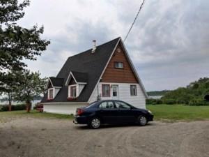 13305328 - Maison à 1 étage et demi à vendre