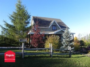 12404340 - Maison à 1 étage et demi à vendre