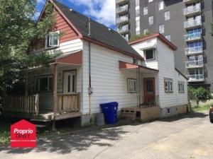 17552519 - Maison à étages à vendre