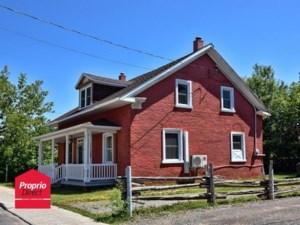 14313255 - Maison à 1 étage et demi à vendre