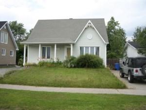 21647555 - Maison à 1 étage et demi à vendre