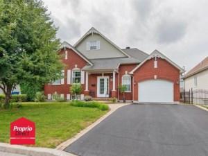17308654 - Maison à 1 étage et demi à vendre