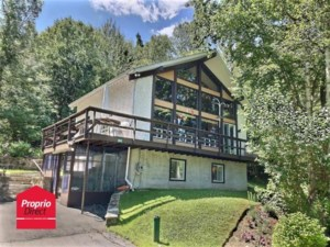 21628529 - Maison à 1 étage et demi à vendre