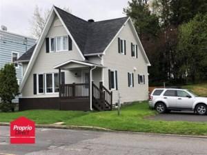 26200743 - Maison à 1 étage et demi à vendre