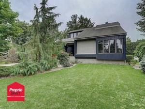 28739553 - Maison à étages à vendre