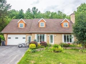 10464349 - Maison à 1 étage et demi à vendre