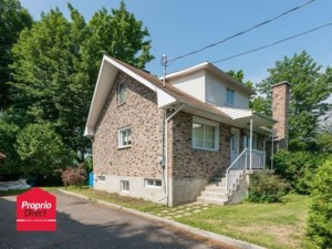 18701234 - Maison à étages à vendre