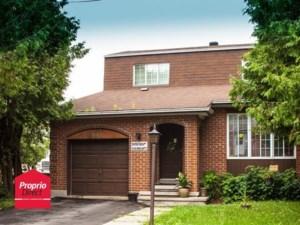 19417951 - Maison à étages à vendre
