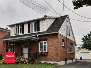 21200522 - Maison à 1 étage et demi à vendre