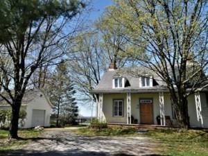 19822263 - Maison à 1 étage et demi à vendre