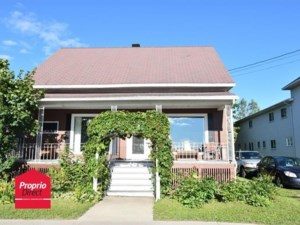 15438848 - Maison à 1 étage et demi à vendre