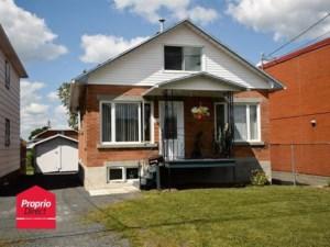 9718327 - Maison à 1 étage et demi à vendre