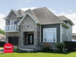 26185678 - Maison à 1 étage et demi à vendre