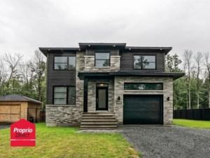 23536074 - Maison à étages à vendre