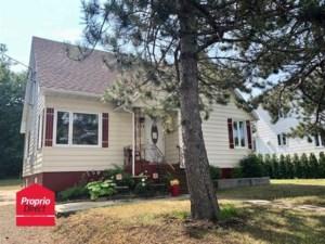 14216956 - Maison à 1 étage et demi à vendre