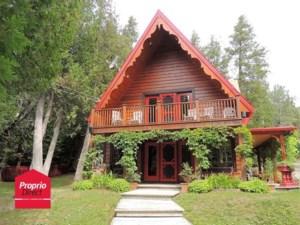 18794614 - Maison à 1 étage et demi à vendre