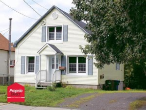 21904791 - Maison à 1 étage et demi à vendre