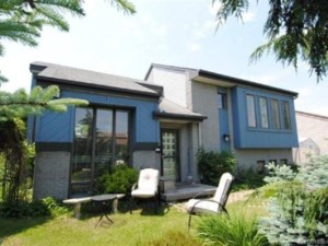 9581931 - Maison à paliers à vendre