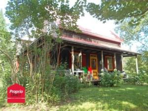 23038485 - Maison à 1 étage et demi à vendre