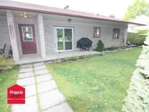 21295853 - Maison à 1 étage et demi à vendre