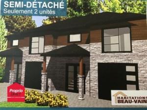 20803748 - Cottage-jumelé à vendre