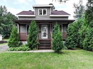 9447977 - Maison à 1 étage et demi à vendre